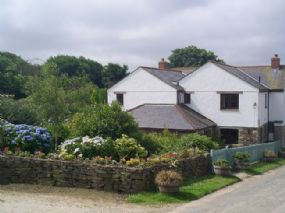 Homestead Farm Dog Friendly B&B Perranporth, Cornwall